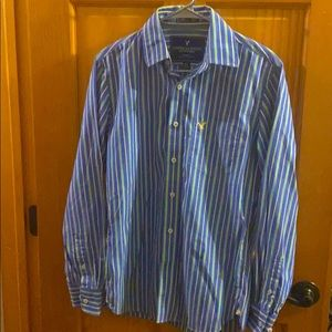 Men's American Eagle Vintage Fit Size S Shirt